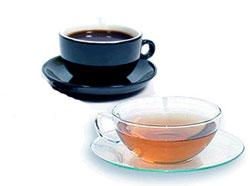 Чай і кава провокують розвиток виразки шлунка