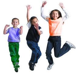 Літні спортивні ігри для дітей
