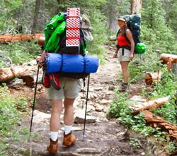 Про ходьбі в туристичних походах