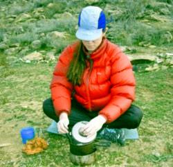 Продукти та харчування в туристичному поході