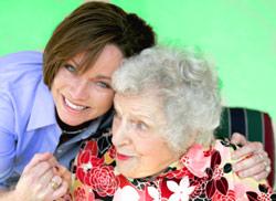Заняття фізичними вправами для літніх жінок
