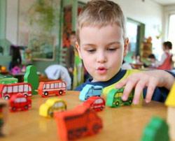 Заняття-розваги з дітьми третього року життя